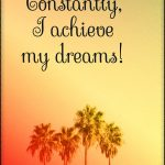 I am an achiever of my dreams!
