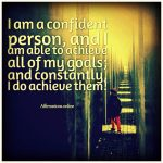 My goals can be achieved; and daily, I move a step closer to achieving them!