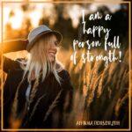 I spend my days in joy!