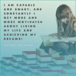 Daily Affirmation for a positive self-image 08.12.2020