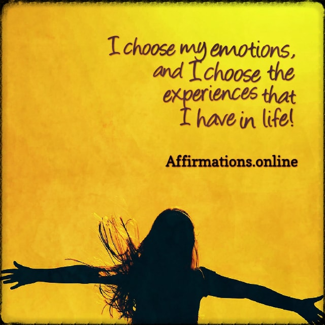Affirmations For Confidence In Life | Affirmations online