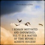 Daily Motivation Affirmation for 05.06.2020