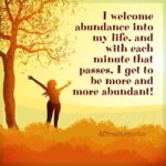 Daily Affirmation for Abundance 03.10.2020