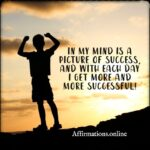 Daily Affirmations for success 23.05.2020
