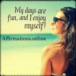 My reality is amazing!