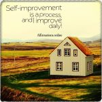 I can always improve and do better!