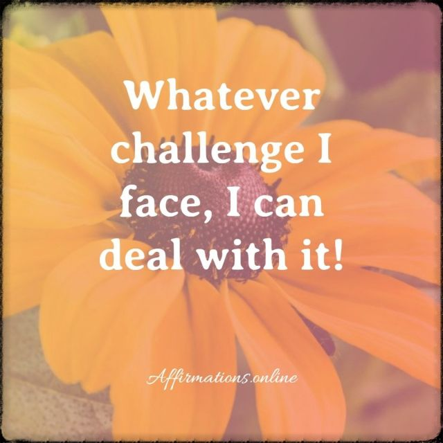 Positive affirmation from Affirmations.online - My days are good; my days are joyful!